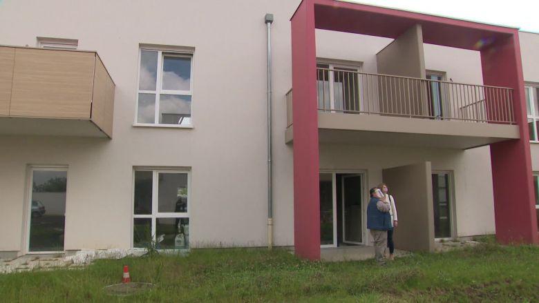 A Obenheim, 14 des 18 appartements ont été vendus après le confinement. / © E. Gambette