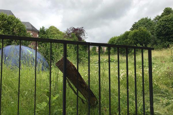 La ville prévoit un parc arboré pour les rouennais dans l'ancien jardin du couvent Sainte-Marie